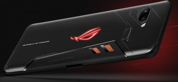 ASUS will launch this year's new ROG Phone, the company's second gaming smartphone