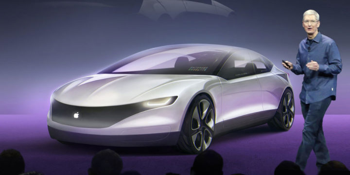 Titan project: Apple's first smart car is here