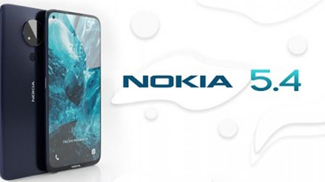 Nokia 5.4 – mid range killer – will debut soon; It's a mid-range phone with 6.4 inch screen and quad camera in the back