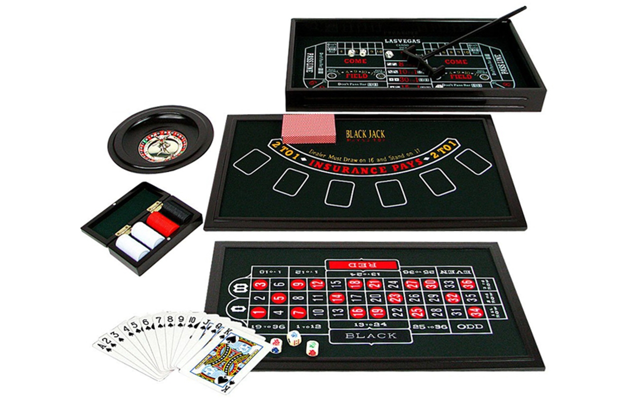 Casino Games Table